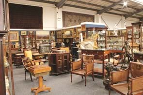 Antiques, Interiors, Collectors and Estates Online Auction Only - Derby Saleroom Sale Catalogue Cover